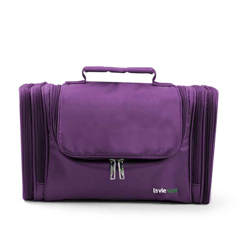 Toiletry Bag Cosmetic Bag - Purple